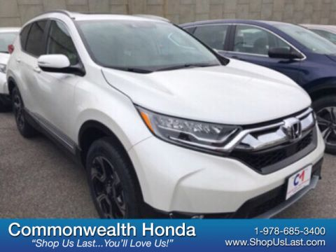 New 2018 Honda CR-V Touring