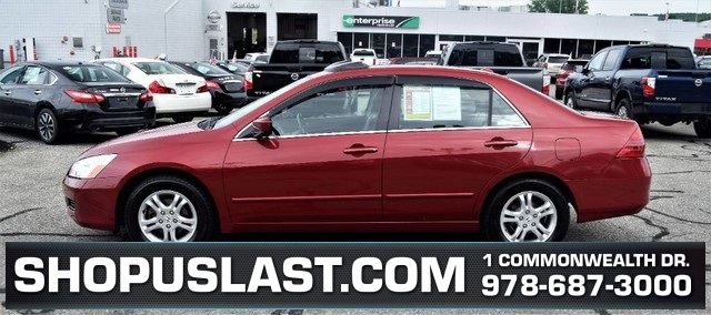 Good Pre Owned 2007 Honda Accord EX L