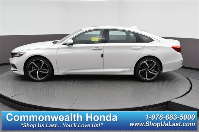 New 2019 Honda Accord Sport 2 0t