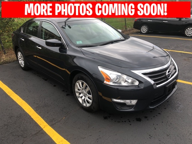Captivating Pre Owned 2015 Nissan Altima 2.5 S