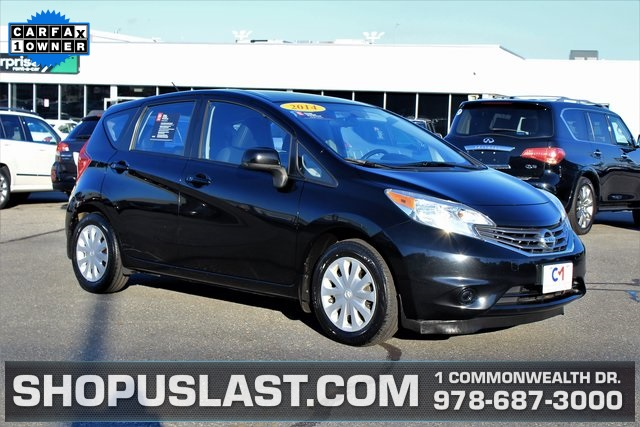 Certified Pre Owned 2014 Nissan Versa Note SV