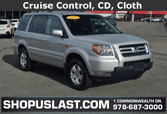 Marvelous Pre Owned 2008 Honda Pilot VP
