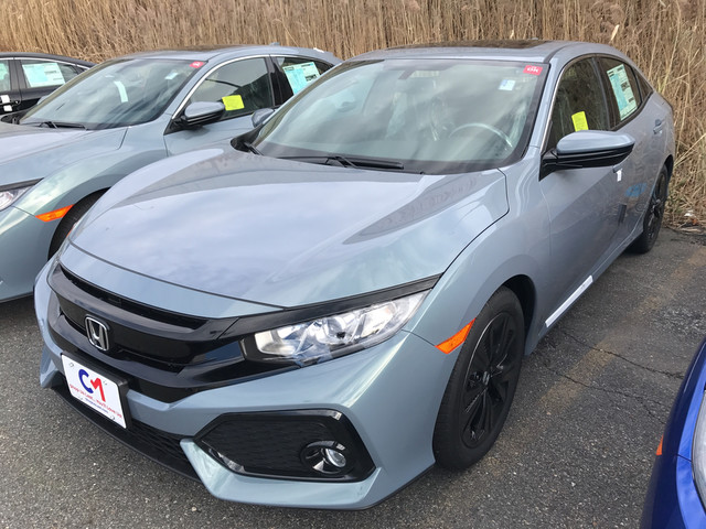 new 2018 honda civic hatchback ex l navi hatchback in. Black Bedroom Furniture Sets. Home Design Ideas