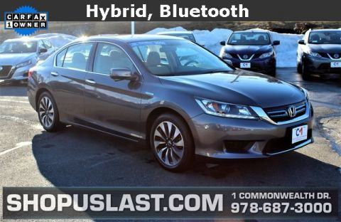 Certified Pre-Owned 2014 Honda Accord Hybrid