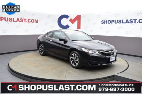 Certified Pre-Owned 2016 Honda Accord LX-S